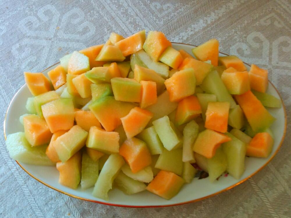 Cantaloupe Monomeal