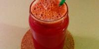 Apple Carrot Beet Celery Lemon Juice