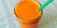Carrot Apple Lemon Juice